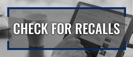 Check for recalls on your Hyundai car or SUV in London at Finch Hyundai