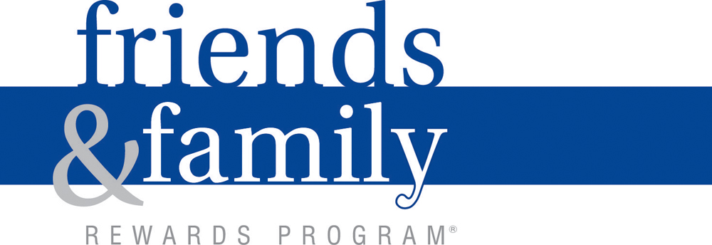 Friends and Family referral rewards in London Ontario