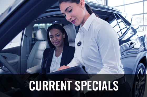 Current Hyundai Service Specials in London