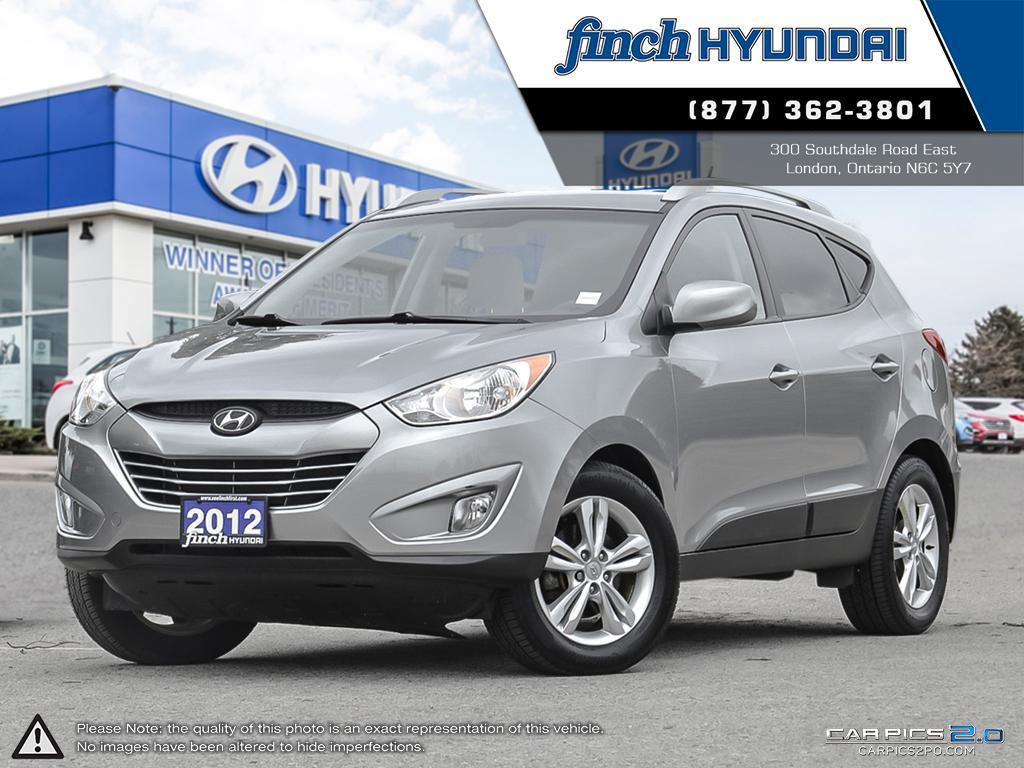 Used 2012 Hyundai Tucson GLS Automatic AWD in London Ontario at Used Car Clearance prices from Finch Hyundai