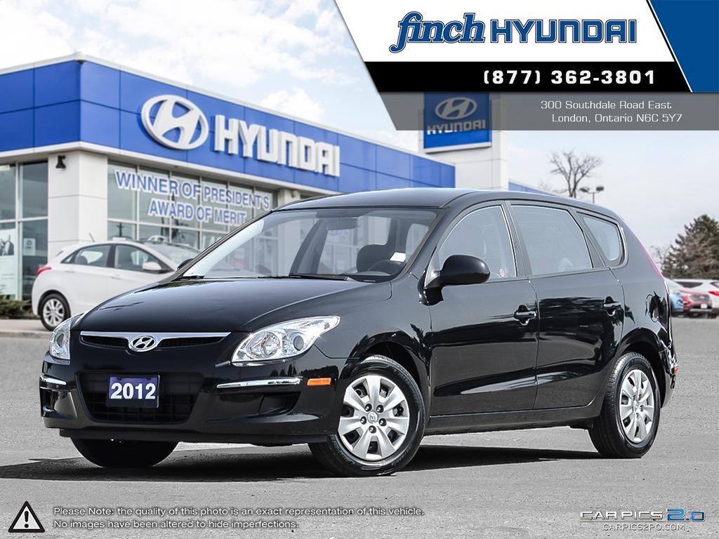 Used 2012 Hyundai Elantra Touring GL Automatic in London Ontario at Used Car Clearance prices from Finch Hyundai