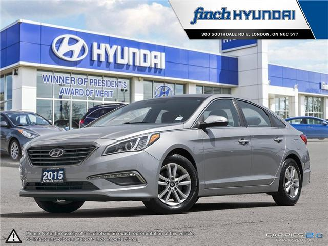 Used 2015 Hyundai Sonata GLS in London Ontario at Used Car Clearance prices from Finch Hyundai
