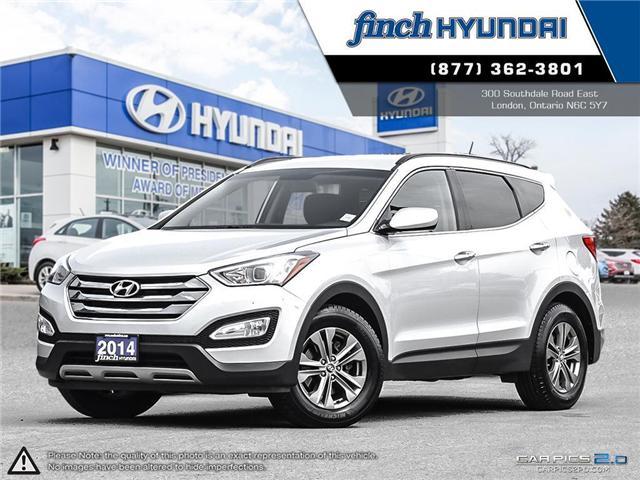 Used 2014 Hyundai Santa Fe Premium AWD in London Ontario at Used Car Clearance prices from FInch Hyundai