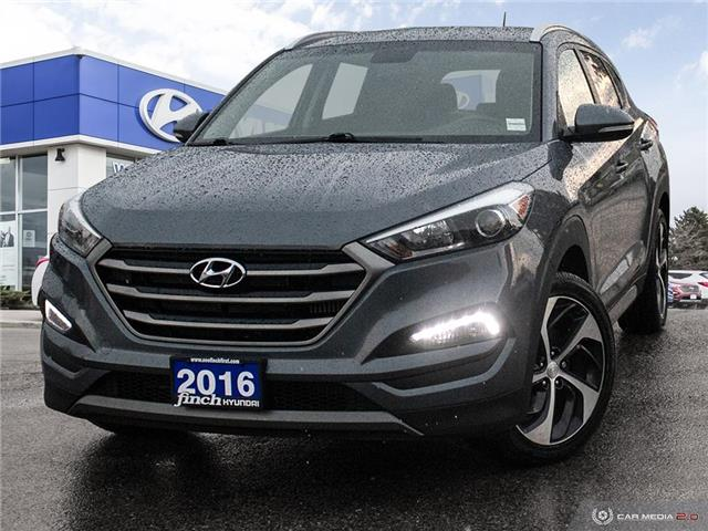 Used 2016 Hyundai Tucson Premium 1.6 AWD in London Ontario at Used Car Clearance prices from FInch Hyundai