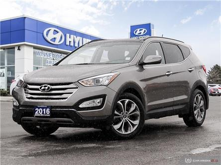 Used 2016 Hyundai Santa Fe 2.0T SE AWD in London Ontario at Used Car Clearance prices from FInch HYundai
