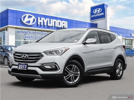 Used 2017 Hyundai Santa Fe Premium FWD in London Ontario at Used Car Clearance prices from Finch Hyundai