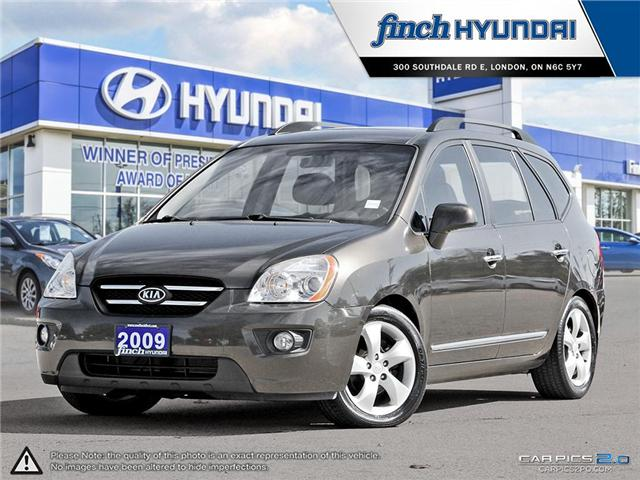 Used 2009 Kia Rondo EX in London Ontario at Used Car Clearance prices from Finch Hyundai