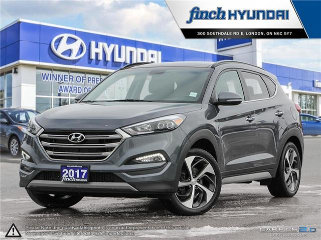 Used 2017 Hyundai Tucson Limited AWD in London Ontario at Used Car Clearance prices from Finch Hyundai