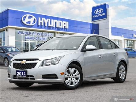 Used 2014 Chevrolet Cruze 1LT Auto in London Ontario at Used Car Clearance prices from Finch Hyundai