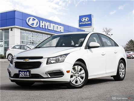 Used 2016 Chevrolet Cruze LT in London Ontario at Used Car Clearance prices from Finch Hyundai