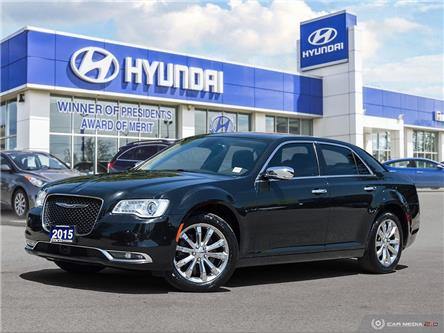 Used 2015 Chrysler 300 C AWD in London Ontario at Used Car Clearance prices from Finch Hyundai