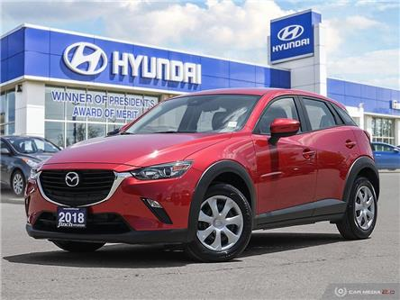 Used 2018 Mazda CX-3 GX FWD Manual in London Ontario at Used Car Clearance prices from Finch Hyundai