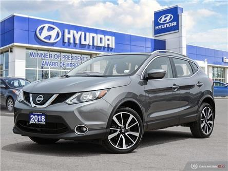 Used 2018 Nissan Qashqai SL AWD in London Ontario at Used Car Clearance prices from Finch Hyundai