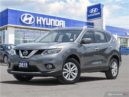 Used 2015 Nissan Rogue SL AWD in London Ontario at Used Car Clearance prices from Finch Hyundai