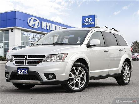 Used 2014 Dodge Journey R/T AWD in London Ontario at Used Car Clearance from Finch Hyundai