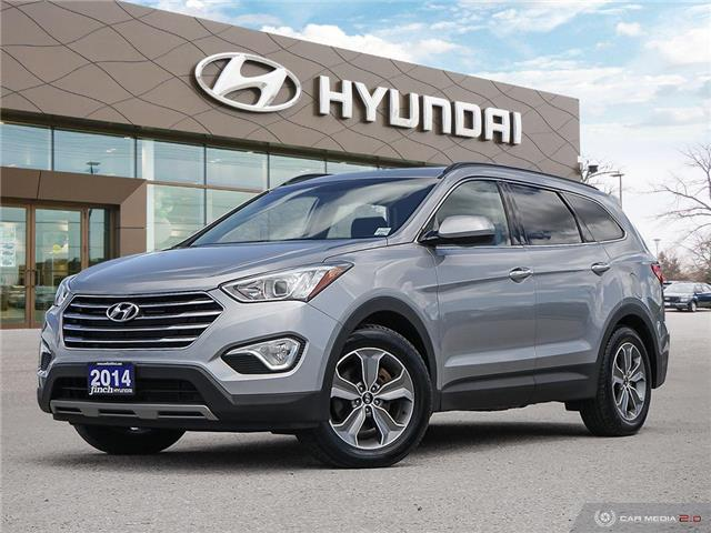 Used 2014 Hyundai Santa Fe XL Premium AWD in London Ontario at Used Car Clearance prices from Finch Hyundai