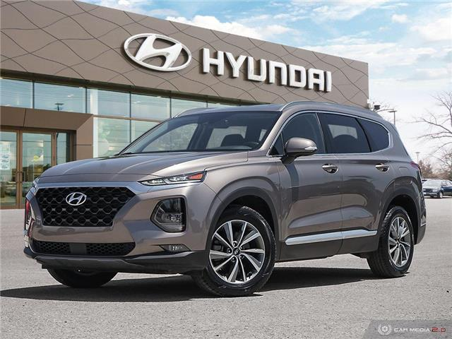 Used 2019 Hyundai Santa Fe Preferred 2.4L AWD in London Ontario at Used Car Clearance prices from Finch Hyundai
