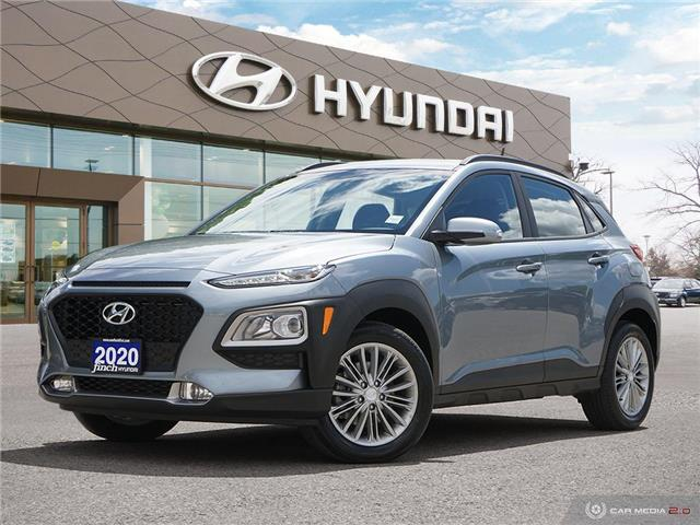 Used 2020 Hyundai Kona PReferred AWD in London Ontario at Used Car Clearance prices from Finch Hyundai