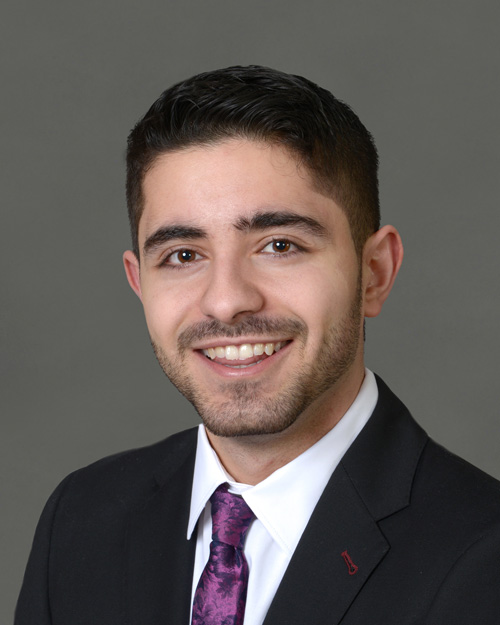Jamal Hijazi, Assistant Sales Manager at Finch Hyundai in London Ontario