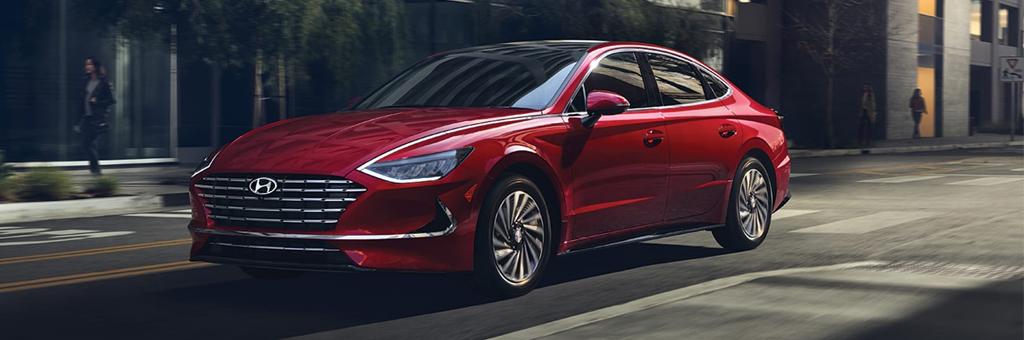 2021 Sonata Hybrid