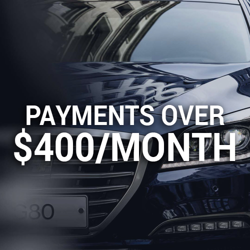 Shop Used Cars in London ON with payments over $400 per month from Finch Hyundai