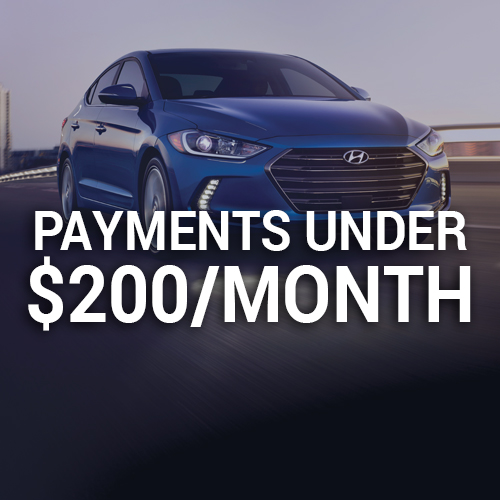 Shop Used Cars in London ON with payments under $200 per month from Finch Hyundai