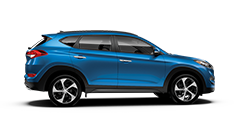 Hyundai Tucson London