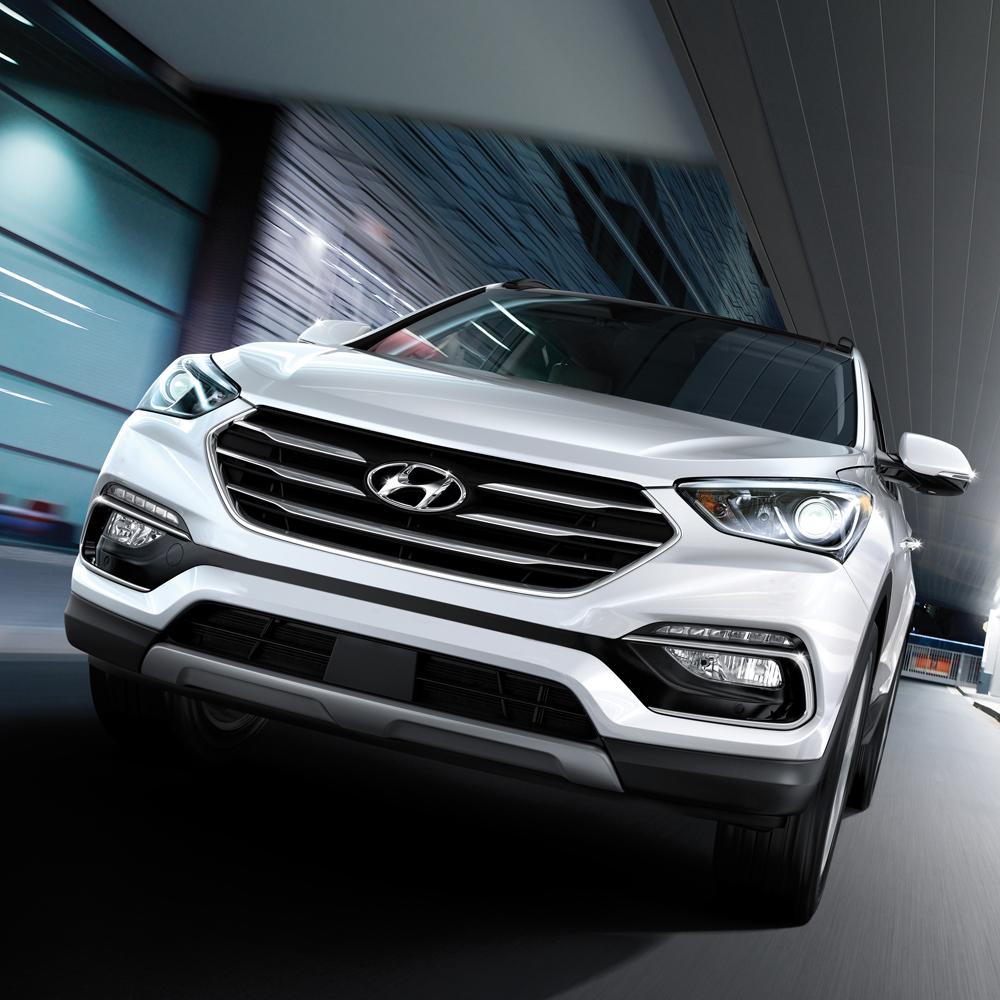 New Hyundai Santa Fe Sport in London from Finch Hyundai