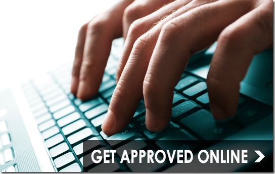 Get Approved Online