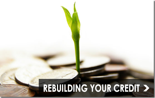 Rebuilding your Credit