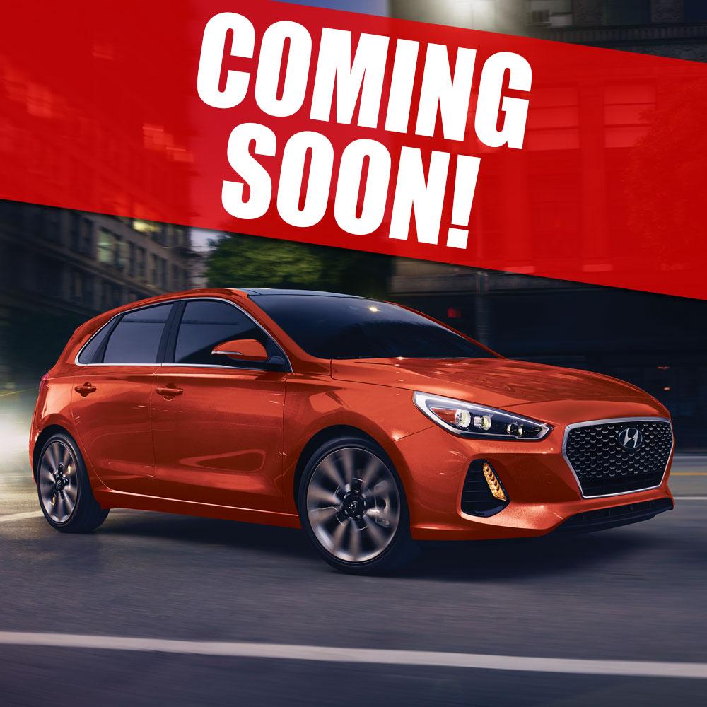 The all-new 2018 Hyundai Elantra GT is coming soon to London Ontario at Finch Hyundai