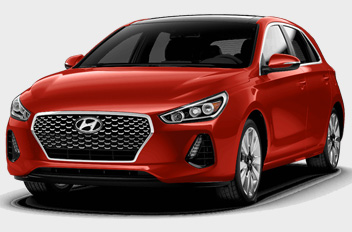 Winter Tires for your 2018 Hyundai Elantra GT