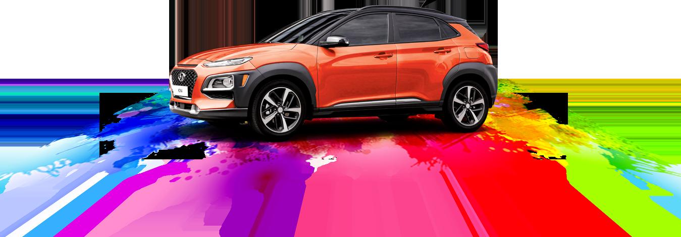 Meet the all-new Hyundai Kona London