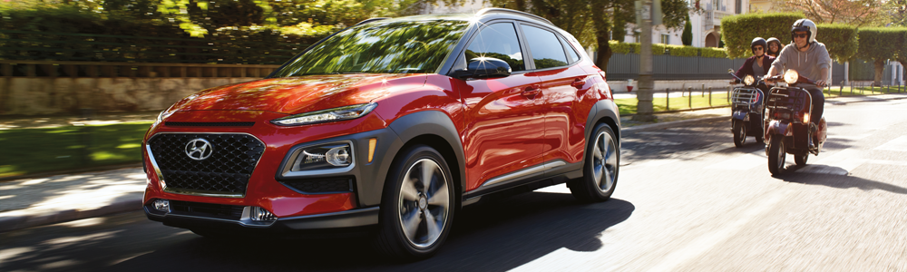 New Hyundai Kona London