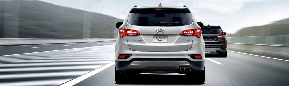 New Hyundai Santa Fe Sport London