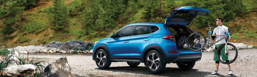 New Hyundai Tucson London
