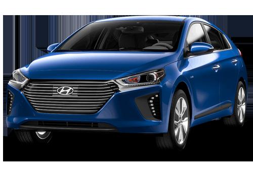 Hyundai IONIQ Hybrid Blue in London Ontario