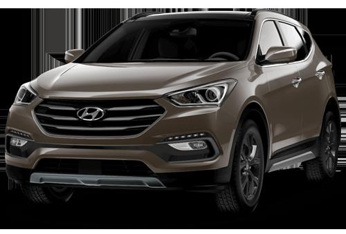 Hyundai Santa Fe Sport 2.4L Luxury AWD