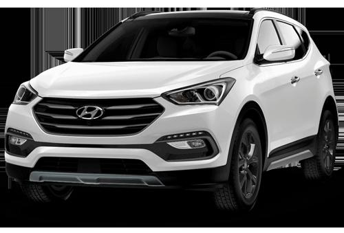 Hyundai Santa Fe Sport 2.4L