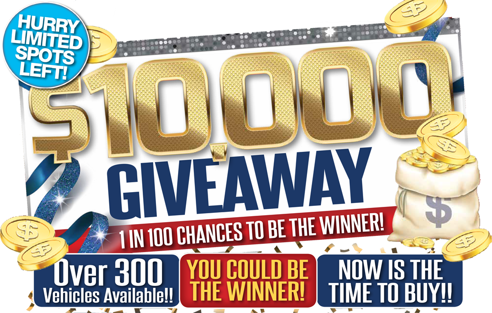 WIN $10,000 | Huge New and Used Hyundai Offer Giveaway