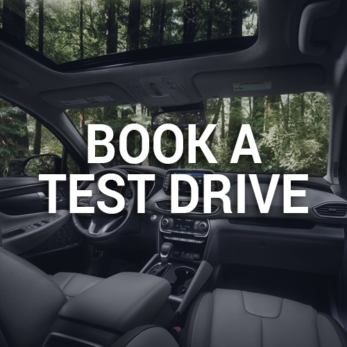 Book a Test Drive on New Hyundai Cars and SUVs in London Ontario from Finch Hyundai
