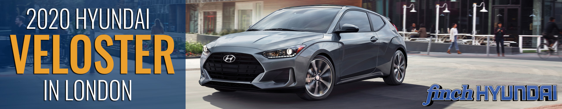 Discover the new 2020 Hyundai Veloster in London Ontario, Sarnia, Stratford & Woodstock from Finch Hyundai, new Cars in London