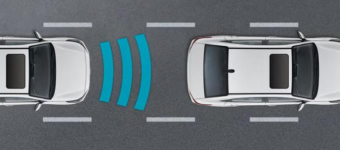 Forward Collision-Avoidance Assist