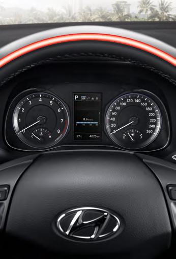 2020 Kona - heated steering