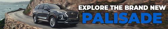 Discover the All-New 2020 palisade