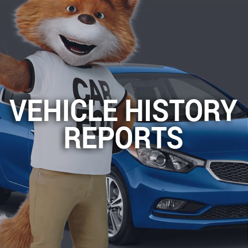 Carfax Vehicle History Reports available on all Used Cars, Trucks, Vans and SUVs in London Ontario at Finch Hyundai