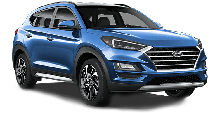 2020 Hyundai Tuscon Preferred