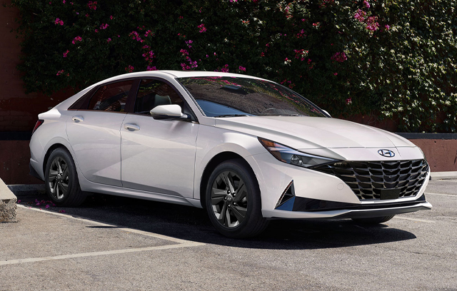 Learn more about this 2021 Elantra HEV
