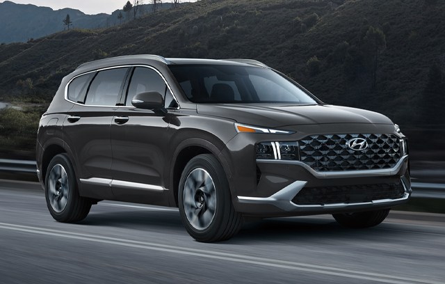Learn more about this 2021 Santa Fe Hybrid