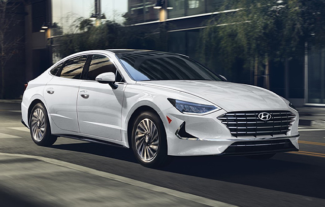 Learn more about this 2021 Sonata Hybrid